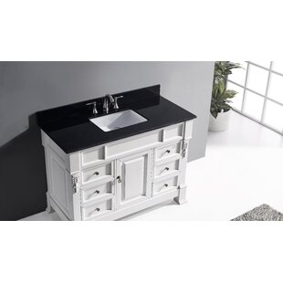 Kace 47 Single Bathroom Vanity Set with Mirror by Darby Home Co