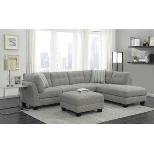 Emerald Home Furnishings Ryder Sectional