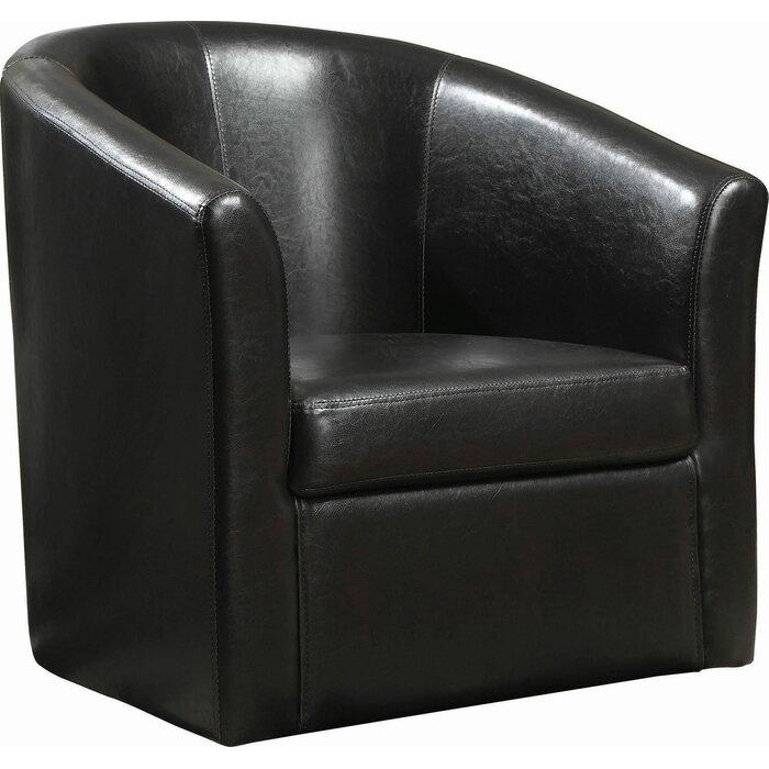 Gemini Swivel Barrel Chair