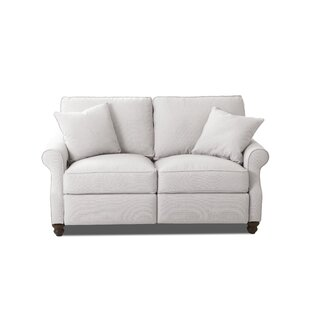 Doug Reclining Loveseat by Wayfair Custom Upholstery™