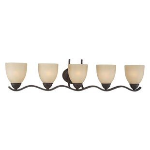 Find for Triton 5-Light Vanity Light By Thomas Lighting
