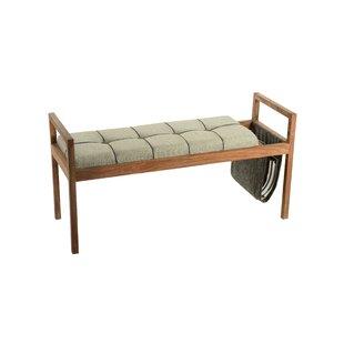 Criddle Upholstered Bench