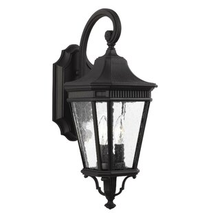 Chilhowee 2-Light LED Outdoor Wall Lantern