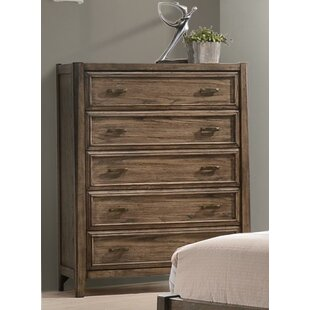 Nathen 5 Drawer Chest