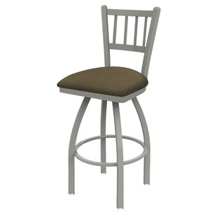 Best Reviews Nicolai 36 Swivel Bar Stool by Red Barrel Studio Reviews (2019) & Buyer's Guide