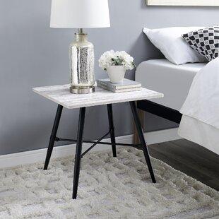 Azbane End Table by Ebern Designs