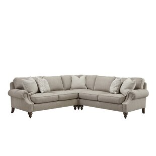 Shop Ester Sectional by Canora Grey