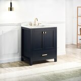Whitney 30 Single Bathroom Vanity Set by Supreme Wood