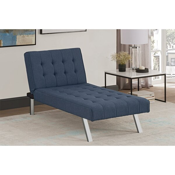 Wondrous Chaise Lounge Converts To Bed Wayfair Gmtry Best Dining Table And Chair Ideas Images Gmtryco
