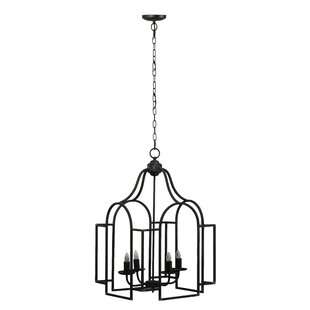 Mccoll Malin Entry 4-Light Lantern Pendan..