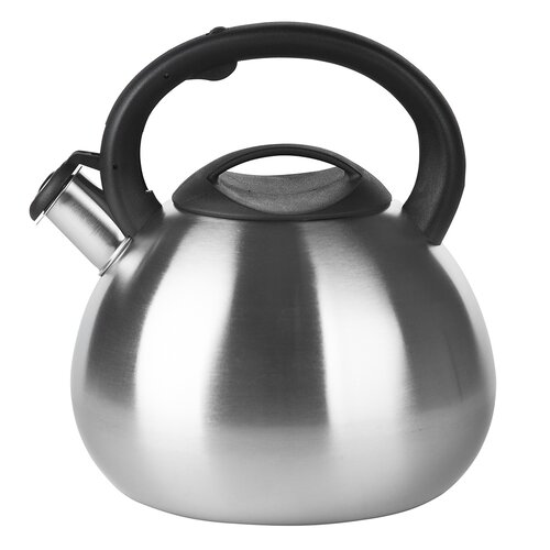 Mayon 4L Stainless Steel Whistling Stovetop Kettle Symple Stuff