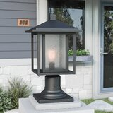 Outdoor Column Mount Light Wayfair