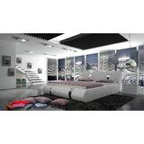 Sarazen Queen Upholstered Storage Bed by Orren Ellis