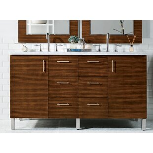 Nunnari 60 Double Bathroom Vanity Set by Orren Ellis