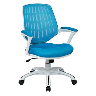 Delicieux Aqua Desk Chair | Wayfair