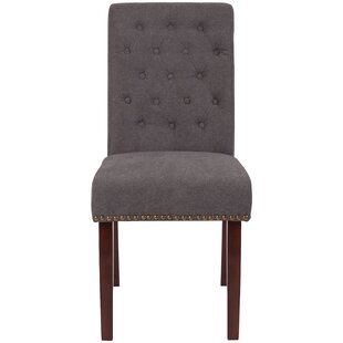 Fransen Upholstered Dining Chair Charlton Home