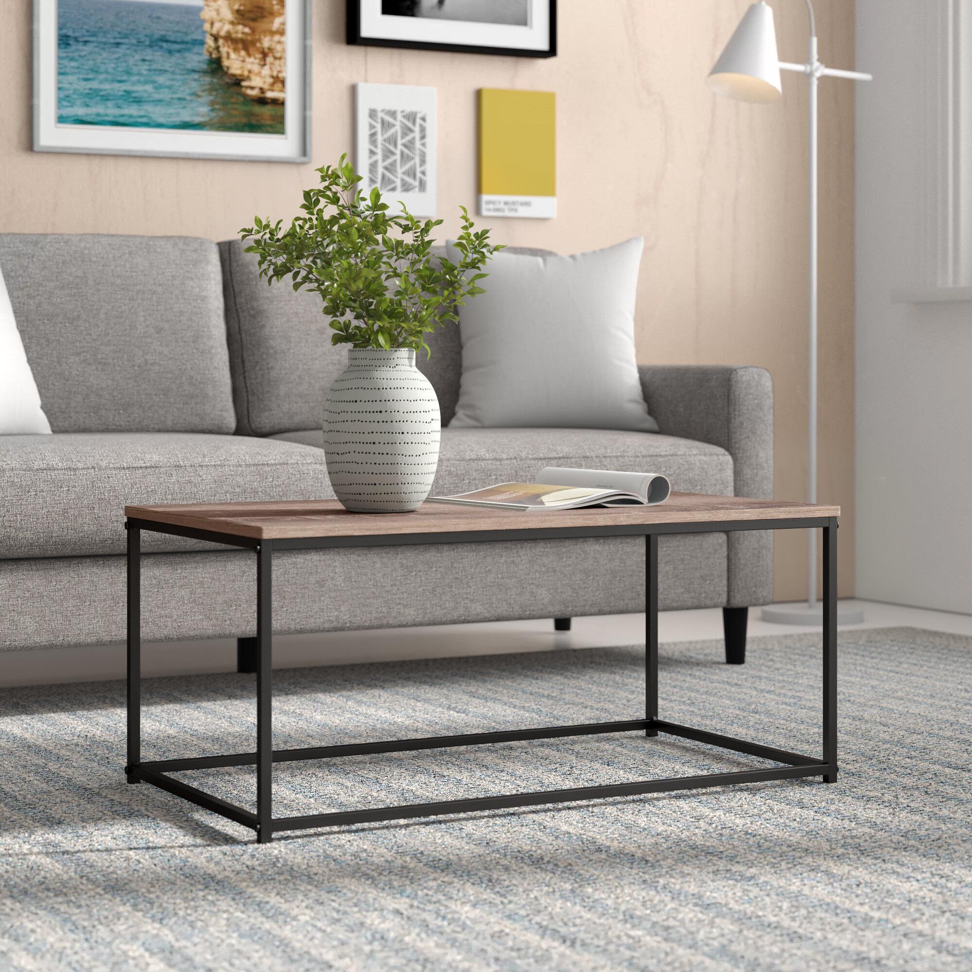 Zipcode Design Senoia Frame Coffee Table Reviews Wayfair
