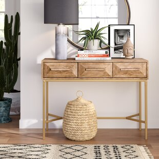 Mistana Darrius Console Table with Legs