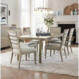Pacifica 7 - Piece Extendable Dining Set by Hooker Furniture