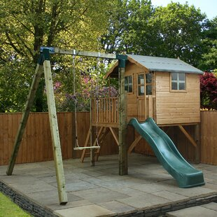 Poppy Playhouse With Tower And Activity Set By Freeport Park