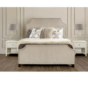 Katina Upholstered Panel Bed ByBirch Lane™