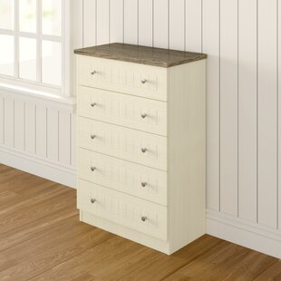 Rosio 5 Drawer Chest By Brambly Cottage