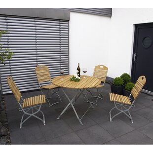 West Orange 4 Seater Dining Set By Sol 72 Outdoor