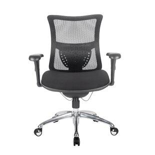 Pyburn Big and Tall Mesh Task Chair