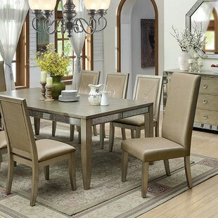 Tristian 7 Piece Dining Set by Rosdorf Park Discount