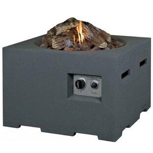 Small Concrete Propane Fire Pit By Belfry Heating
