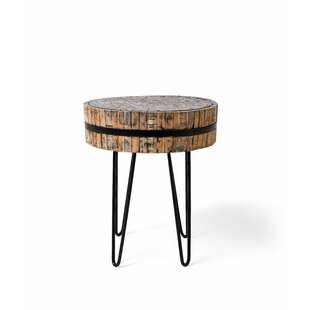 Peasely End Table