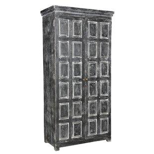 Khiem 2 Door Accent Cabinet by 17 Stories