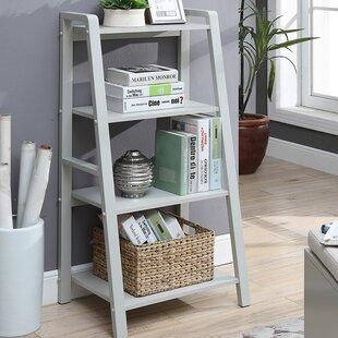 Ebern Designs Arabadjis Ladder Bookcase