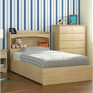 Ralston Twin Platform Bed with 3 Drawers by Mack & Milo