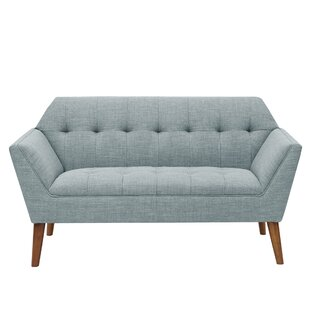 Best Choices Gaeta Loveseat by George Oliver Reviews (2019) & Buyer's Guide