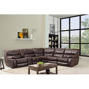 Affordable Price Trower Reclining Sectional by Red Barrel Studio Reviews (2019) & Buyer's Guide