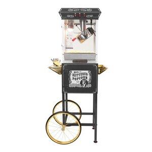8 Oz. Sideshow Hot Oil Kettle Popcorn Machine
