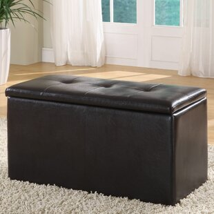 Baer Fabric Storage Bench by Orren Ellis