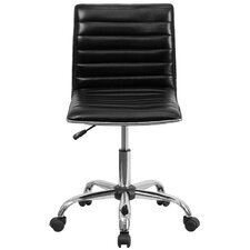 Black Desk Chair modern office chairs | allmodern