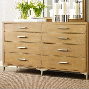 Hygge 8 Drawer Double Dresser By Rachael Ray Home
