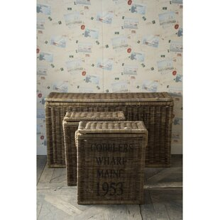 Cobblers Wharf Trunk By Riviera Maison