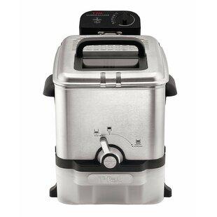 3.5 Liter EZ Clean Deep Fryer