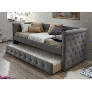 baxton studio marea daybed with trundle