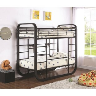 Congo Workstation Bunk Bed by Harriet Bee