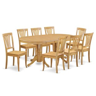 Rockdale 9 Piece Dining Set by Darby Home..