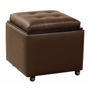 Cube Ottoman by AC Furniture