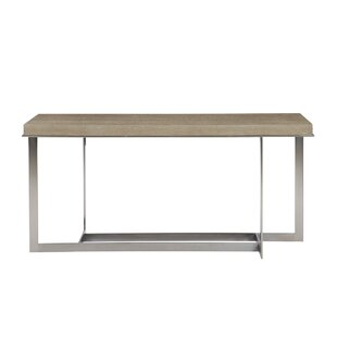 Mosaic Console Table by Bernhardt