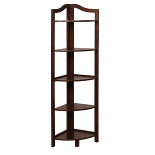Gammill Shelf Ladder Bookcase by Charlton Home Today Sale Only
