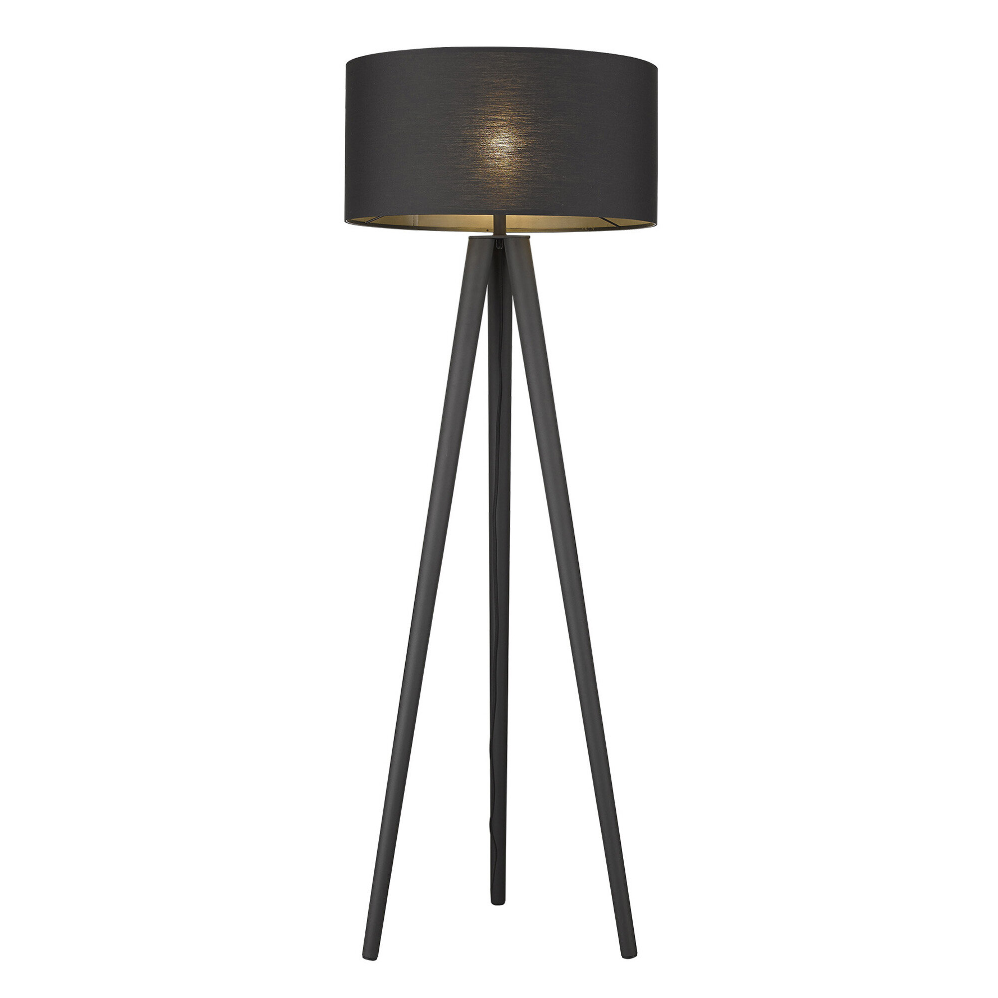 Bivins 1 Light 68 25 Tripod Floor Lamp