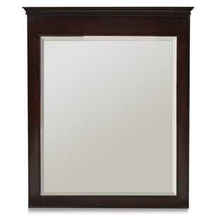 Beveled Rectangle Wall Mirror By Latitude Run